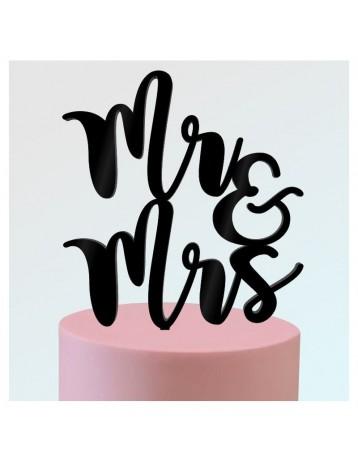 """Topper """"Mr. & Mrs. 2"""""""