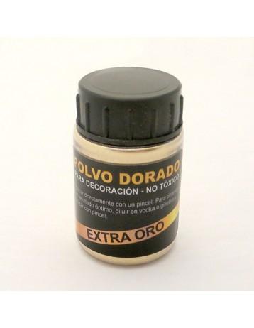 "Polvo Dorado ""Extra Oro""..."