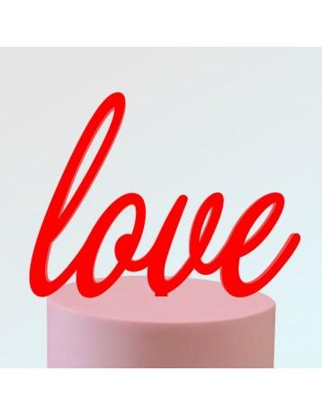 "Topper ""LOVE"" 3"