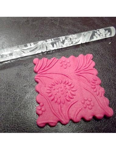 Textura Enramado Girasol