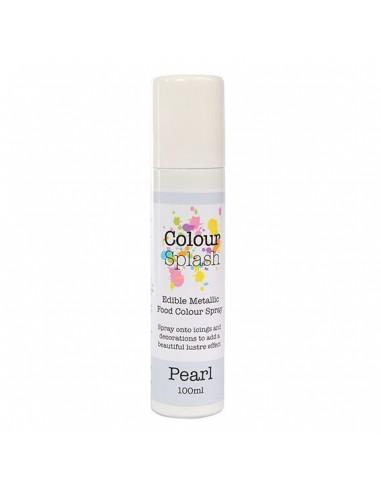 spray comestible metalizado (perla) 100ml
