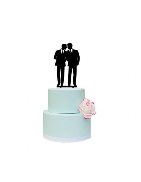 Topper boda gay 5