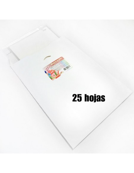 Multitransfer A4 pack de 25 hojas