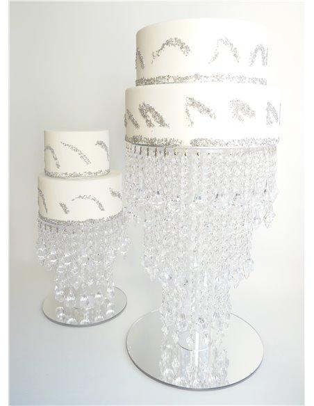 Soporte para tartas Cascada (pequeño)